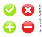 web 2.0 buttons | Shutterstock .eps vector #56788387
