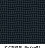 knitted seamless patterns crow... | Shutterstock .eps vector #567906256