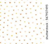 vector pattern on white... | Shutterstock .eps vector #567937495