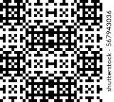 vector seamless pattern.... | Shutterstock .eps vector #567943036