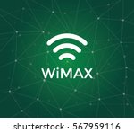 wimax is an acronym for... | Shutterstock .eps vector #567959116