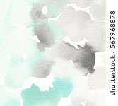 hand painted background.... | Shutterstock . vector #567968878