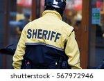 sheriff   Shutterstock . vector #567972946