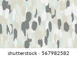 seamless pattern. disorderly... | Shutterstock .eps vector #567982582