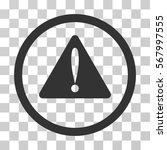 warning error rounded icon....