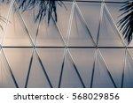 windows of commercial building... | Shutterstock . vector #568029856