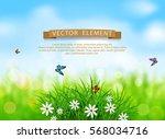 vector element for design.... | Shutterstock .eps vector #568034716