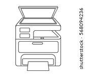 multi function printer in...
