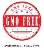 "rubber stamp ""gmo free""  bitmap | Shutterstock . vector #568126996"