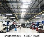 blurred photo of interior of... | Shutterstock . vector #568147036