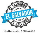 el salvador | Shutterstock .eps vector #568267696