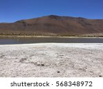 grand salar in argentina andes  | Shutterstock . vector #568348972