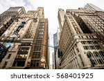 manhattan | Shutterstock . vector #568401925