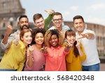 travel  tourism  diversity ... | Shutterstock . vector #568420348