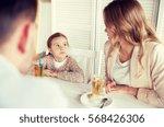 family  parenthood ... | Shutterstock . vector #568426306