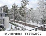winter view | Shutterstock . vector #568462972