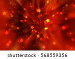Abstract Red Background....