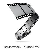 film strip vector illustration... | Shutterstock .eps vector #568563292