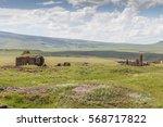 kars city  turkey   june 3 ... | Shutterstock . vector #568717822
