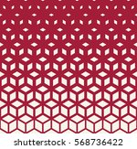 abstract sacred geometry red...   Shutterstock .eps vector #568736422