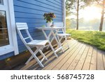 Summer Terrace  Table And Chairs