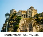Ischia Is The Largest Of The...
