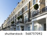 london property in south... | Shutterstock . vector #568757092