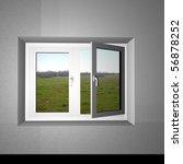 window | Shutterstock . vector #56878252