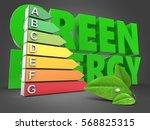 3d Illustration Of Energy...