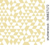 geometric vector pattern with... | Shutterstock .eps vector #568827172