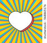 comical illustration. vector...   Shutterstock .eps vector #568865176