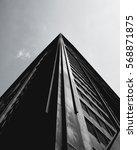 building look up | Shutterstock . vector #568871875