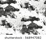 distressed overlay texture of... | Shutterstock .eps vector #568947082