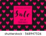poster for the celebration of... | Shutterstock .eps vector #568947526