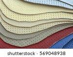 macro background texture color... | Shutterstock . vector #569048938
