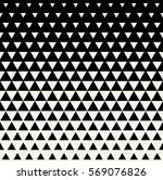 abstract geometric black and... | Shutterstock .eps vector #569076826