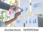 business concept. business... | Shutterstock . vector #569090566