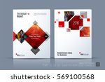 business vector template.... | Shutterstock .eps vector #569100568