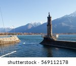 Lake Of Como  Italy  Port Of...