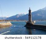 Lake Of Como  Italy  Port Of...
