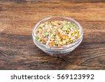 Mixture Of Cereals  Peas ...