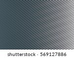 vector texture with effect of... | Shutterstock .eps vector #569127886
