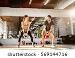 Healthy Athletes Exercise With...