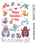 greeting happy valentine's day...