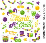 illustration celebration... | Shutterstock .eps vector #569173048