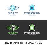 security technology  ...   Shutterstock .eps vector #569174782