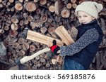 One Little Boy Chopping...