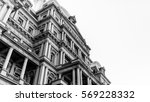 building architecture     | Shutterstock . vector #569228332