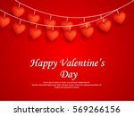 valentines day | Shutterstock .eps vector #569266156