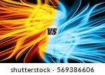 versus vector. vs letters....   Shutterstock .eps vector #569386606